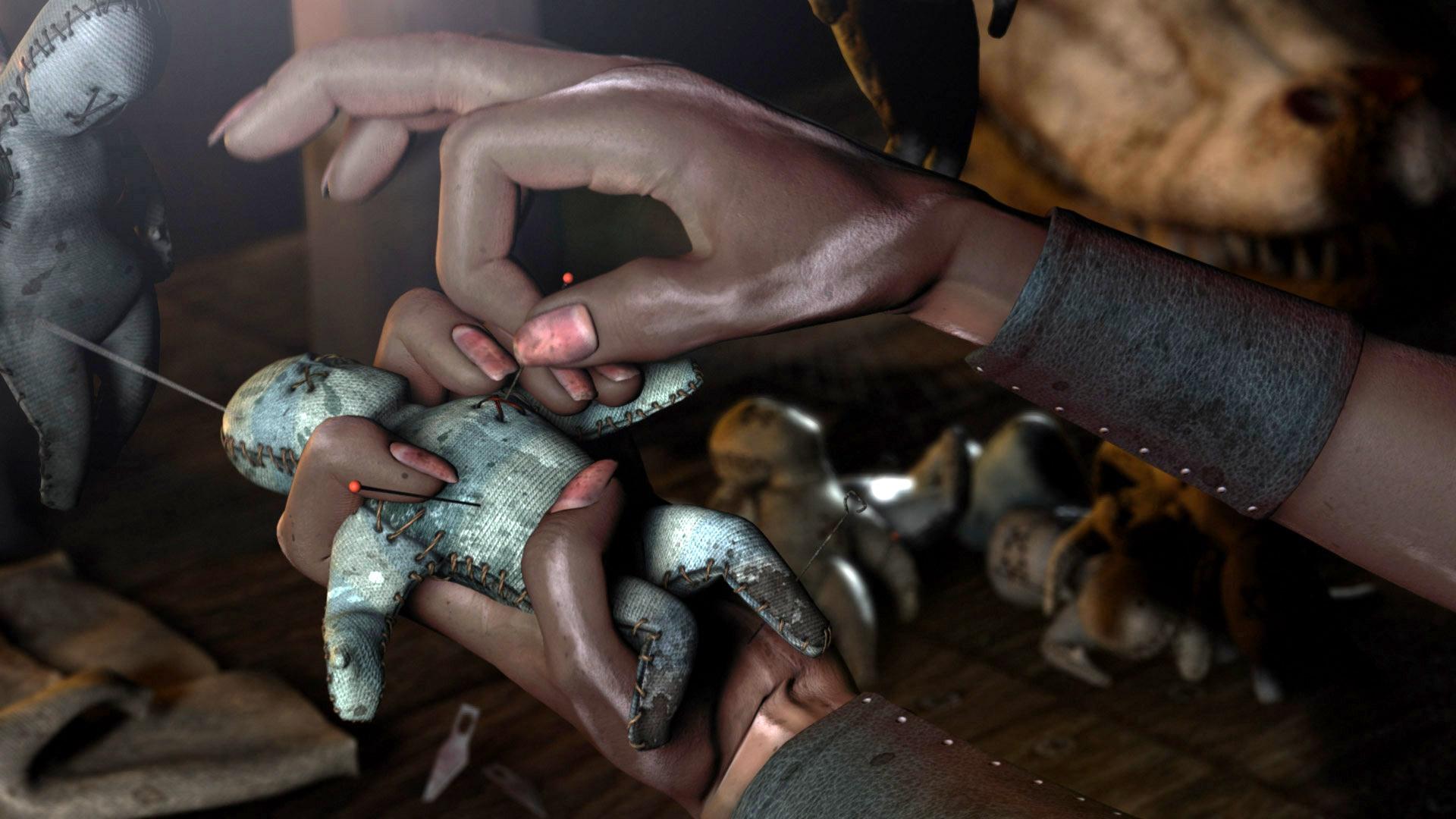 Čo je voodoo bábika a ako ju vyrobiť a používať